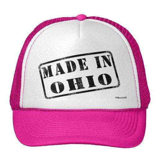 Made in Ohio Trucker Hat