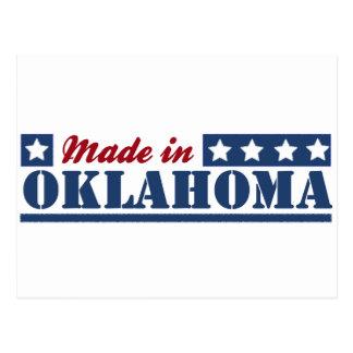Made In Oklahoma Postcard