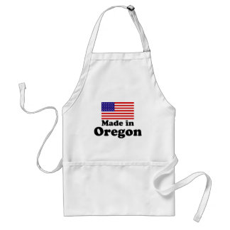 Made in Oregon! Adult Apron