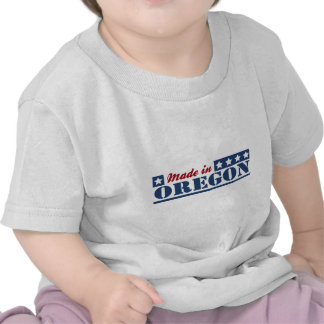Made In Oregon T Shirts