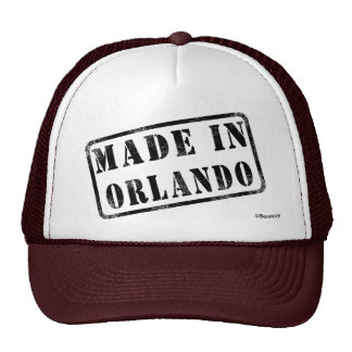 Made in Orlando Mesh Hat