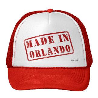 Made in Orlando Mesh Hats
