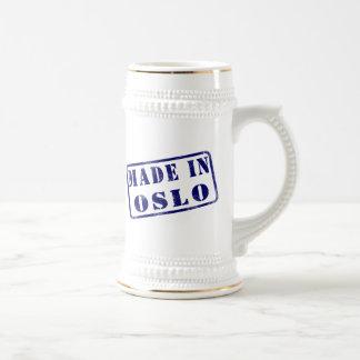 Made in Oslo Coffee Mugs