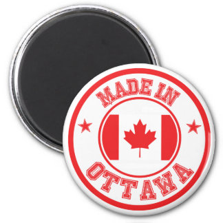 Made In Ottawa Magnet