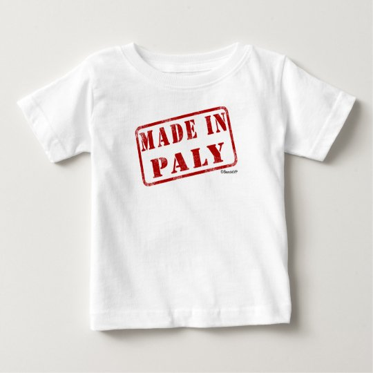 Made in Paly Baby T-Shirt