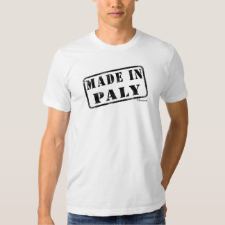 Made in Paly T-Shirt