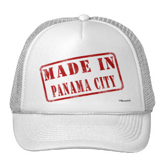 Made in Panama City Trucker Hat
