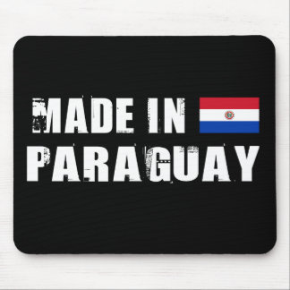 Made in Paraguay Mouse Pad