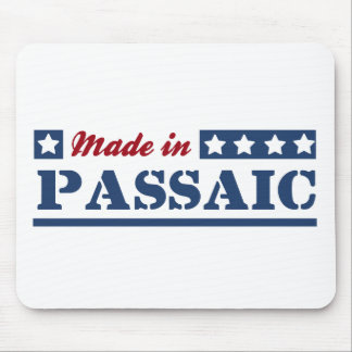 Made in Passaic Mouse Pad