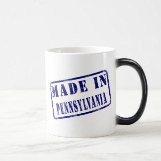 Made in Pennsylvania Magic Mug