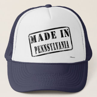 Made in Pennsylvania Trucker Hat