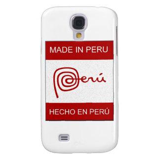 Made In Peru Galaxy S4 Cover