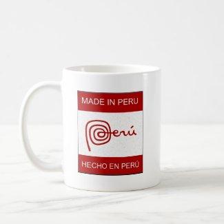 Made In Peru mug
