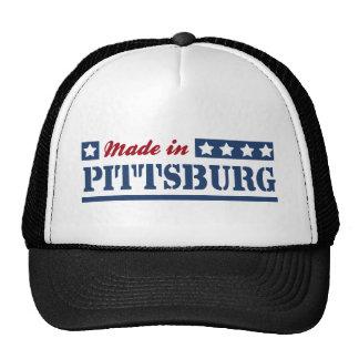 Made in Pittsburg Trucker Hat