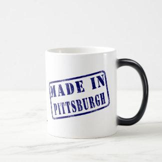Made in Pittsburgh Magic Mug