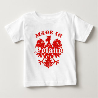 Made In Poland Baby T-Shirt
