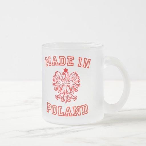 Made In Poland Mug