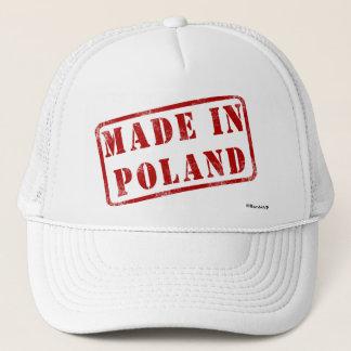 Made in Poland Trucker Hat