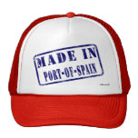 Made in Port-of-Spain Trucker Hat