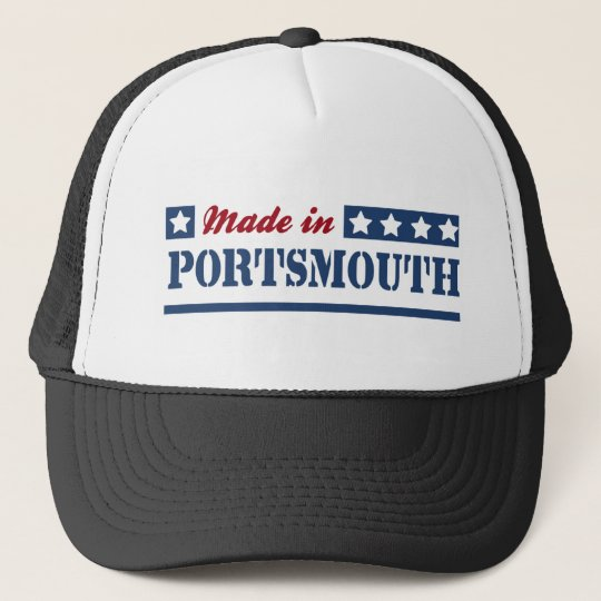 Made in Portsmouth Trucker Hat