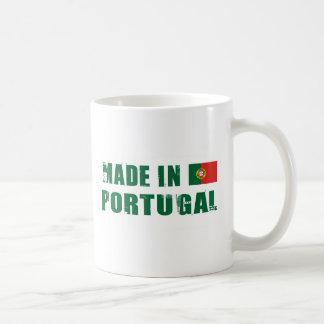 Made in Portugal Classic White Coffee Mug