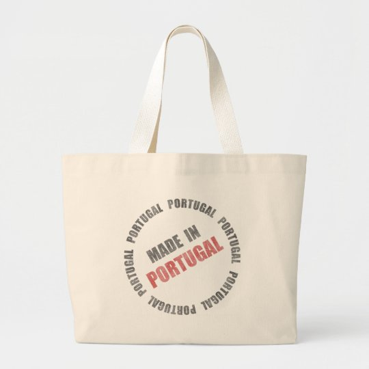 Made In Portugal Large Tote Bag