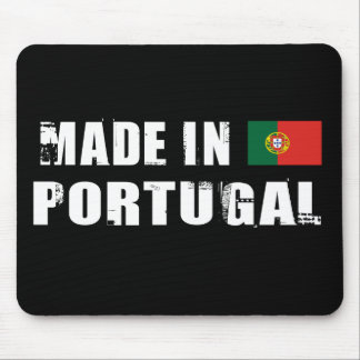 Made in Portugal Mouse Pad