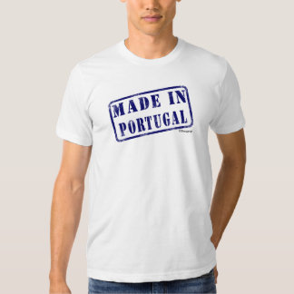Made in Portugal Shirt