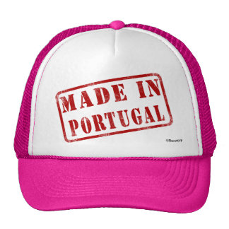 Made in Portugal Trucker Hat
