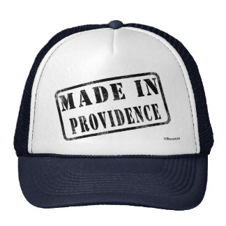 Made in Providence Trucker Hat
