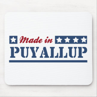 Made in Puyallup Mouse Pad