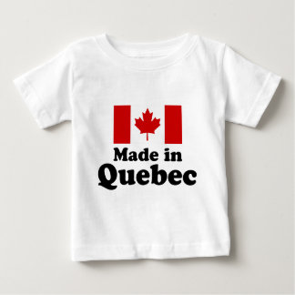 Made in Quebec Tshirts
