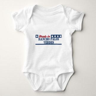 Made in Rancho Palos Verdes T-shirt