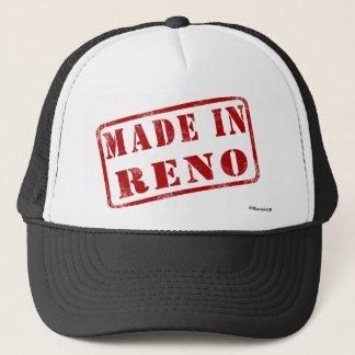 Made in Reno Trucker Hat