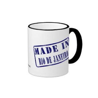Made in Rio de Janeiro Ringer Mug