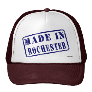 Made in Rochester Trucker Hat