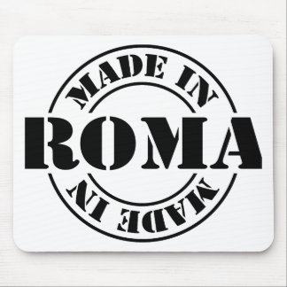 Made in Roma Mouse Pad