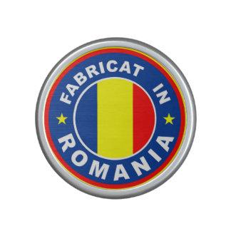 made in romania flag fabricat romanian label speaker
