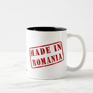 Made in Romania Coffee Mug