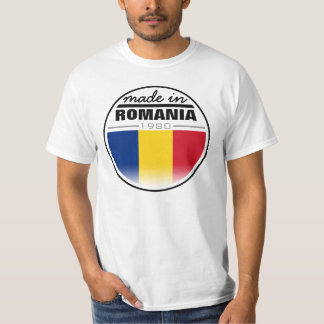 """Made in ...""""Romania"""" T-Shirt"""