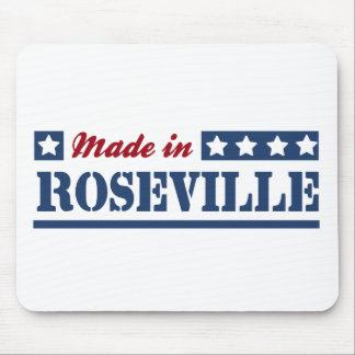 Made in Roseville Mouse Pad