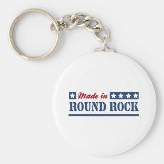 Made in Round Rock Keychains