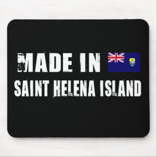 Made in Saint Helena Island Mouse Pad