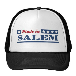 Made in Salem Hats