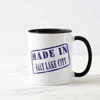 Made in Salt Lake City Mug