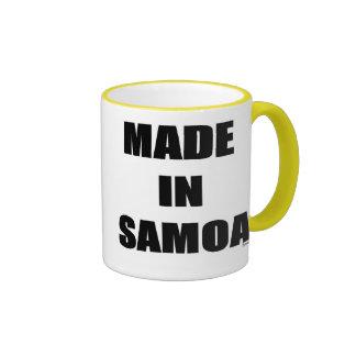 Made in Samoa Mugs