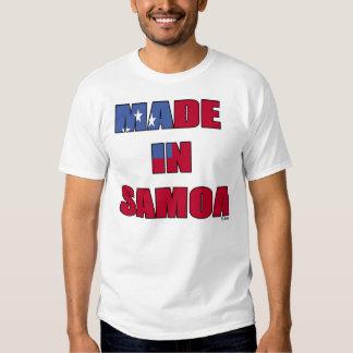 Made in Samoa (Samoa Flag) Shirt