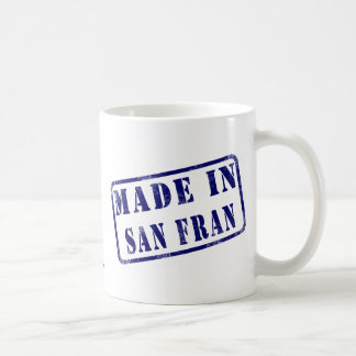 Made in San Fran Coffee Mug