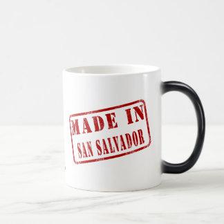 Made in San Salvador Magic Mug