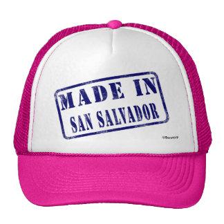 Made in San Salvador Trucker Hat